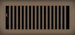 Contemporary Oil Rubbed Bronze Registers